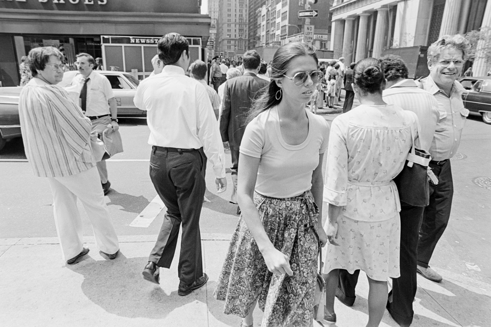 Garry Winogrand, Unseen Photos of Garry Winogrand In The Streets of Manhattan, Mason Resnick Photography