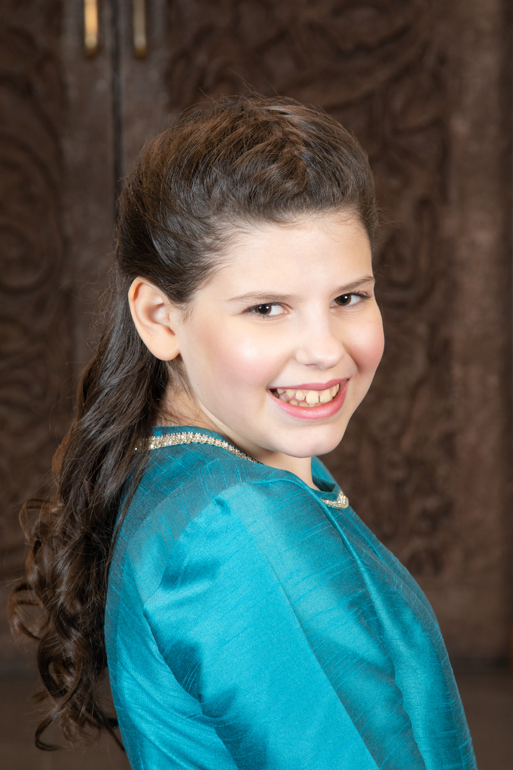 , Bat Mitzvah Portraits, Mason Resnick Photography